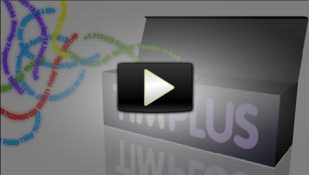 TimPlus video