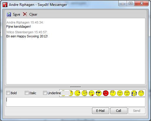 Happy Swyxing 2012