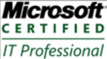 MicrosoftCertifiedITProfessional