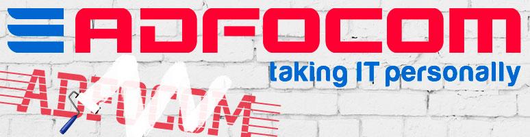 Nieuw logo Adfocom