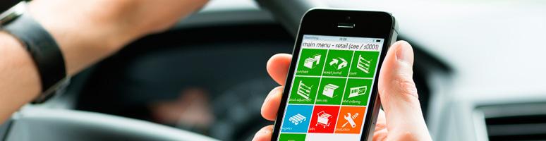 Toegang tot uw Dynamics omgeving vanaf mobiele apparaten
