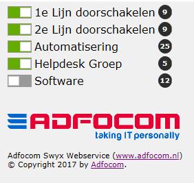 Groupshift met Helpdesk